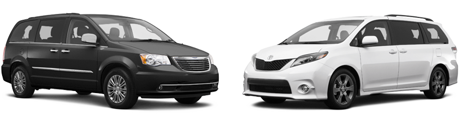 Exceptional 2015 Chrysler Town U0026 Country Vs. Toyota Sienna In Opelika, AL