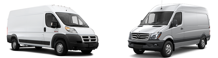 2015 ram promaster 2500 vs mercedes benz sprinter in