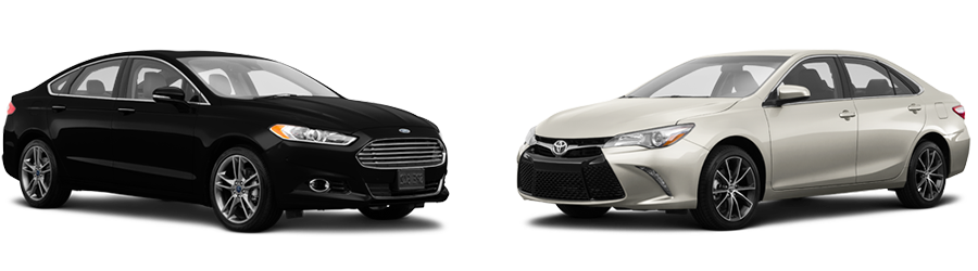 High Quality 2015 Ford Fusion Vs. Toyota Camry In Opelika, AL