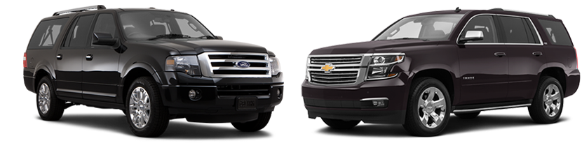 2015 ford expedition vs chevrolet tahoe in chiefland fl. Black Bedroom Furniture Sets. Home Design Ideas
