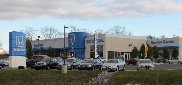 fairfield honda about us location photo