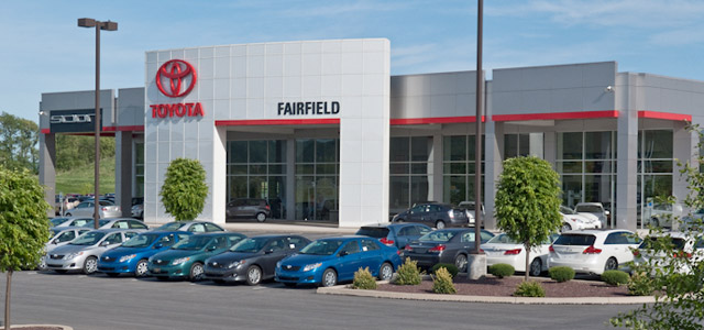 Fairfield Toyota 203 Lycoming Mall Drive Muncy PA