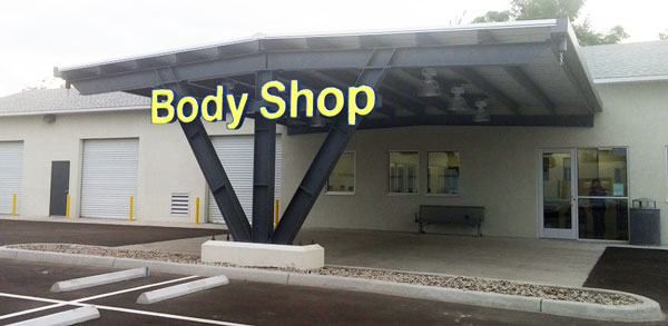 Lakeland Automall Body Shop in Lakeland Florida | All Makes and Models