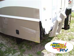 America's Choice RV, rear end panel and collision repairs