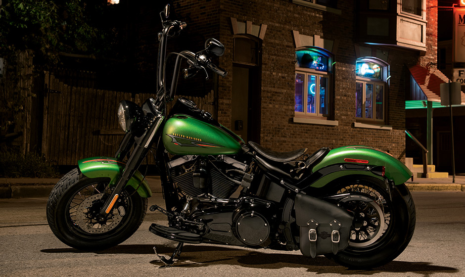 2015 Harley Davidson Softail Fat Boy At Gails In Grandview