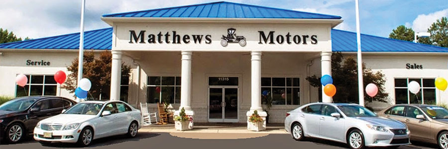 About Our Used Car Dealerships Serving North Carolina Drivers