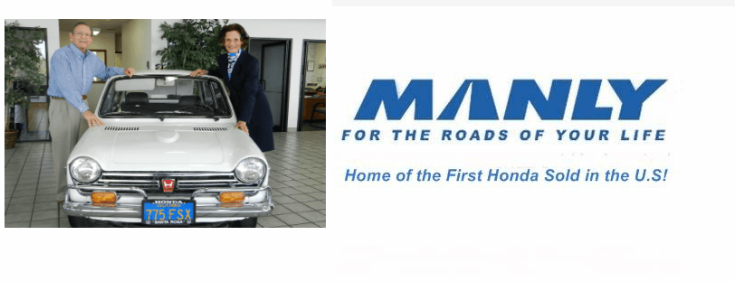 Our History Manly Honda Dealership In Santa Rosa Ca