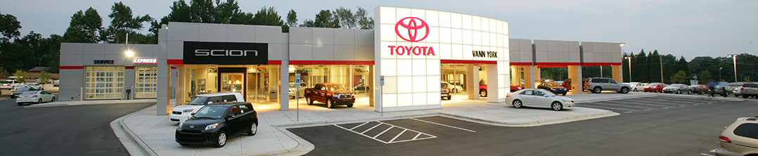 Car Dealership In High Point Nc Vann York Auto Group