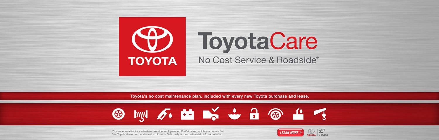 Required ToyotaCare