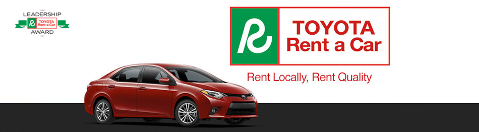 Toyota Rent a Car