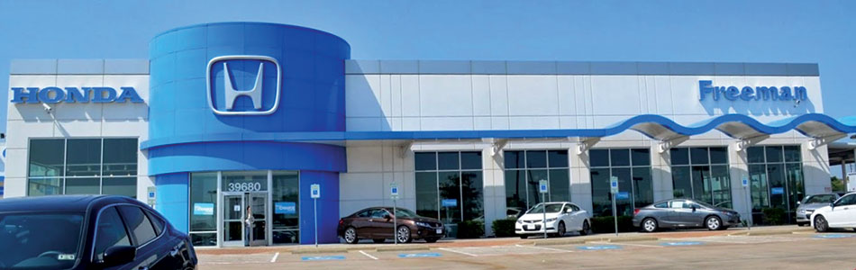 Freeman Honda Is Dallas, TXu0027s Favorite New Honda And Used Vehicle Dealership