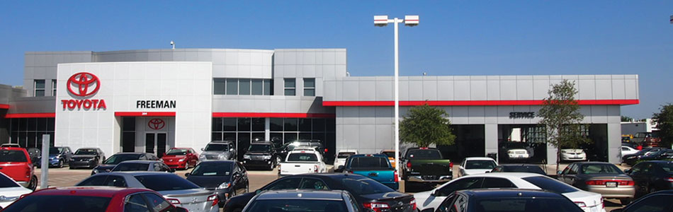 Freeman Toyota Is Hurst, TXu0027s Favorite New Toyota And Used Vehicle  Dealership