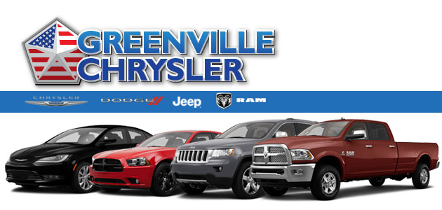 Greenville Chrysler Dodge Jeep RAM Is Greenville, Sulphur Springs,  Commerce, Emory, Royse City, Winnsboro, Mt Vernon, Wolfe City, Tyler, And  Quitman Texasu0027 ...