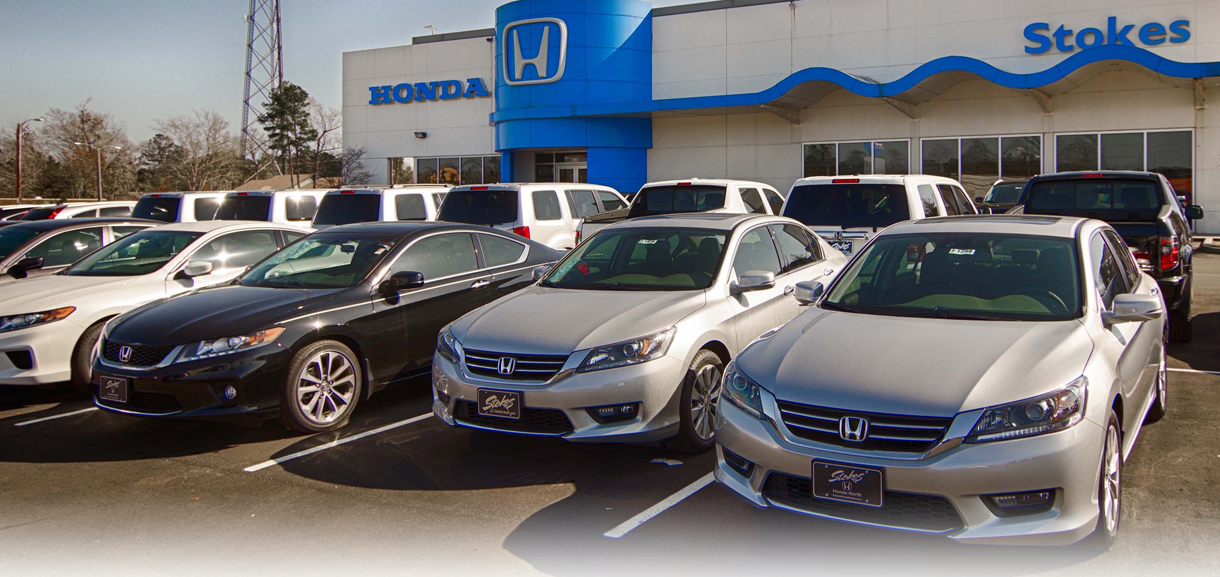 Used Cars Charleston Sc >> About Our North Charleston Sc Dealership Stokes Honda North