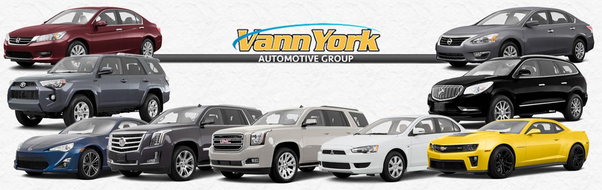Dealerships Vann York Auto Group
