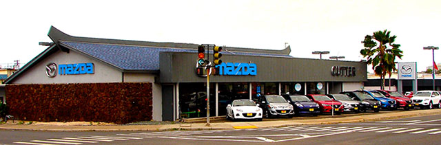 About Our Mazda Dealership in Waipahu, HI | Cutter Mazda Waipahu
