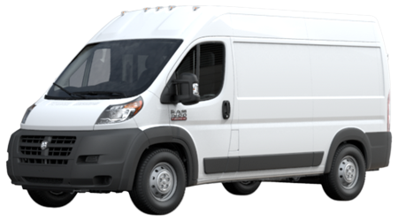 2015 Ram ProMaster Cargo and Window Van vs. Chevy Express ...