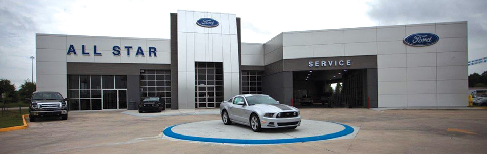 About All Star Ford Dealership Baton Rouge La Denham Springs