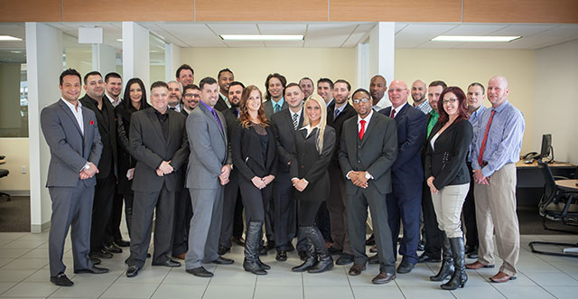 About Us Barberino Nissan Dealership