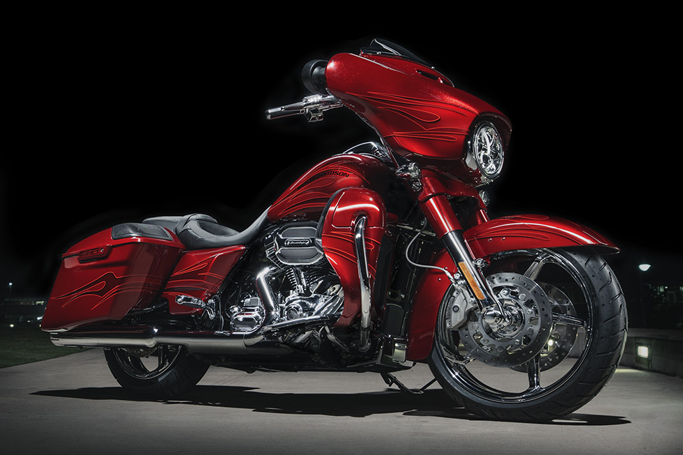 2016 Harley Davidson CVO Street Glide At Gails In Grandview
