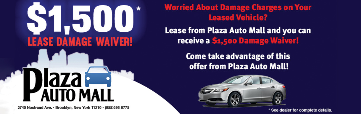 Lease Damage Waiver