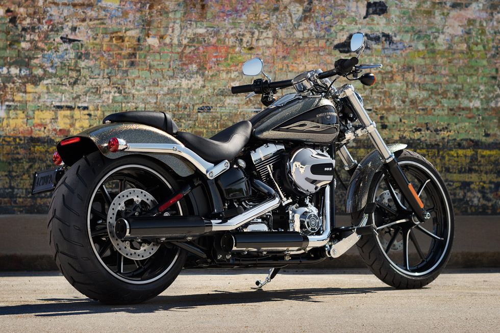 2016 harley-davidson softail breakout in grandview, mo