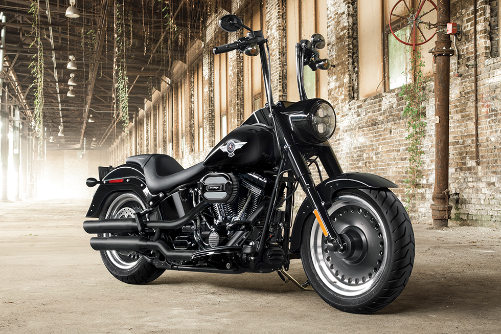 2017 harley davidson softail fat boy and s in