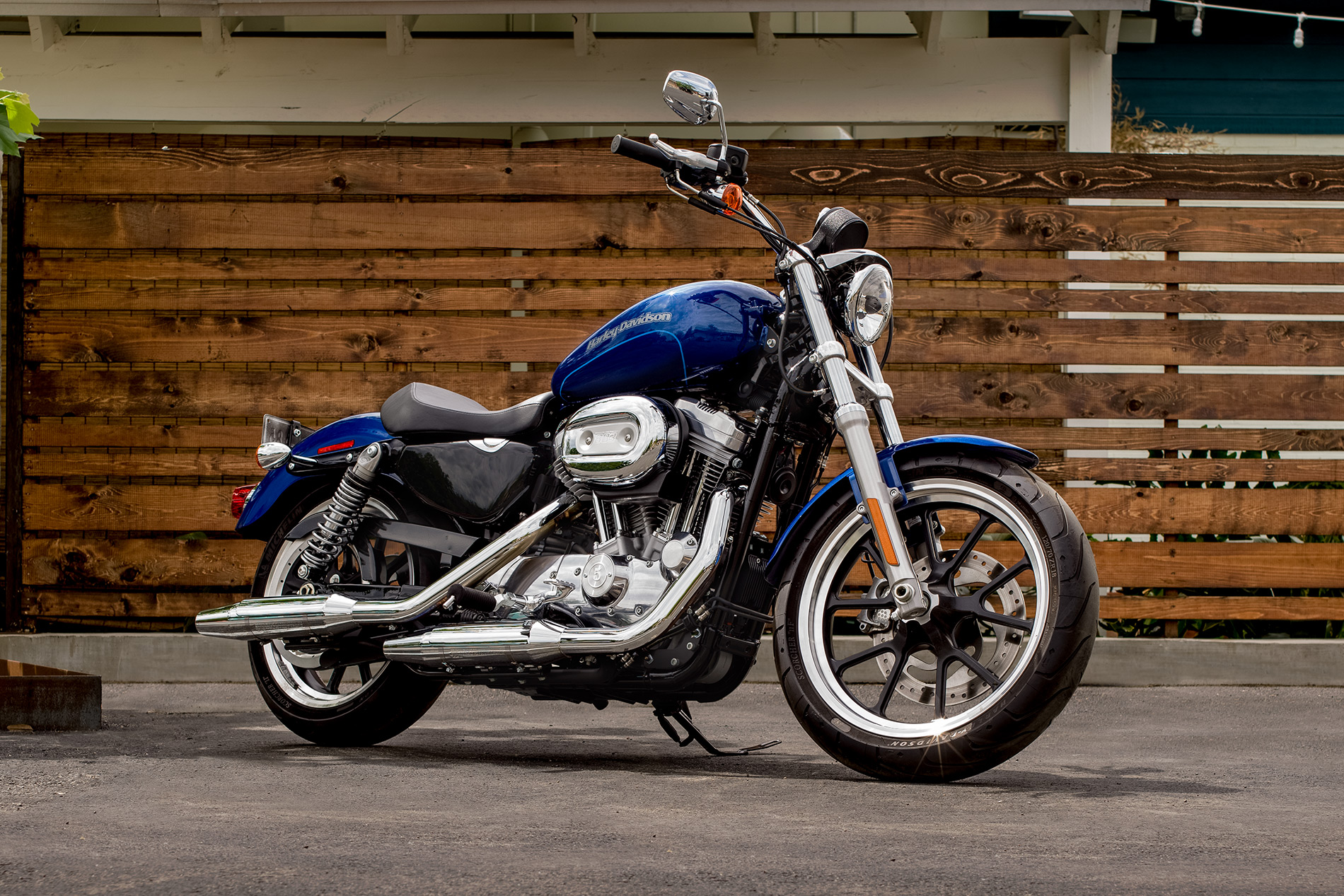 2016 harley-davidson sportster superlow and superlow 1200t in