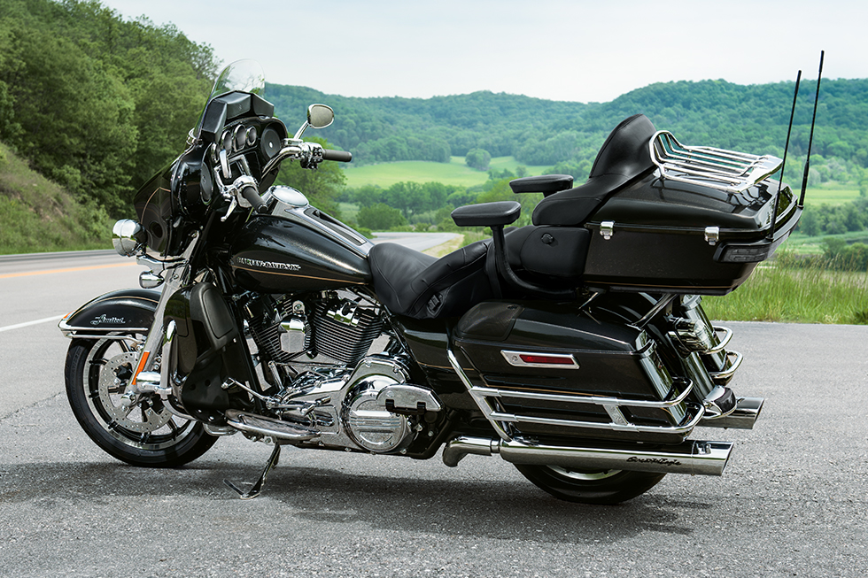 2016 Harley Davidson Ultra Limited Motorcycle At Gails In Grandview