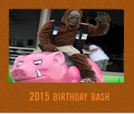2015 Birthday Bash
