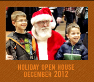 2012 December Holiday Open House