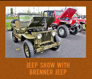 Jeep Show With Brenner Beep