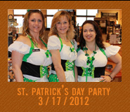 2012 March 17 ST Patricks Day Party