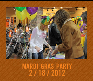 2012 Mardis Gras Party