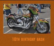 10th Annual Birthday Bash