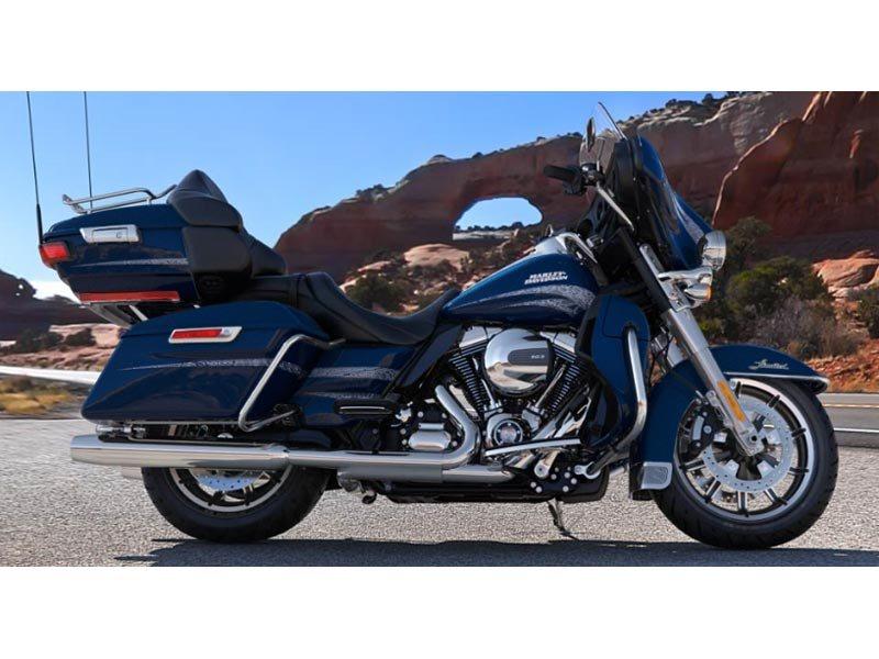 2016 H D Harley Davidson Touring Ultra Limited