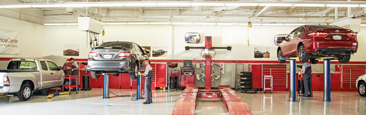 Vann York High Point Nc >> Toyota Service Center In High Point Nc Vann York