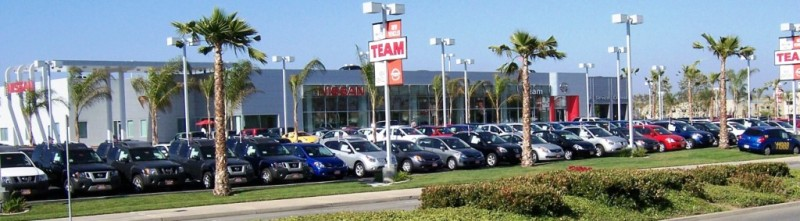About Us | Team Nissan Dealership