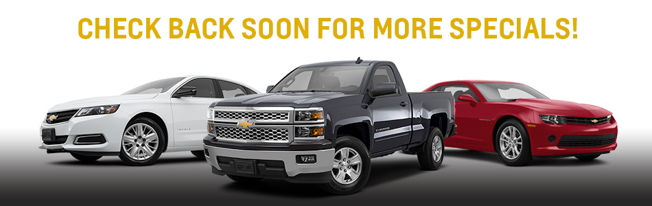 monthly specials in baton rouge la all star chevrolet. Cars Review. Best American Auto & Cars Review