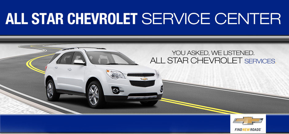 service department all star chevrolet dealers. Cars Review. Best American Auto & Cars Review
