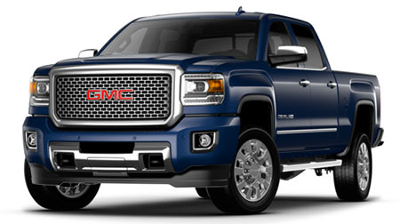 2016 GMC Sierra Denali 2500 HD in High Point NC  Vann York GM