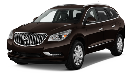 2016 Buick Enclave vs. Toyota Highlander in High Point, NC ...
