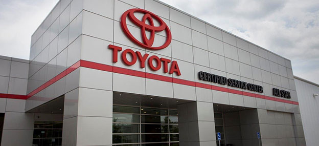 Why Service With Us All Star Toyota