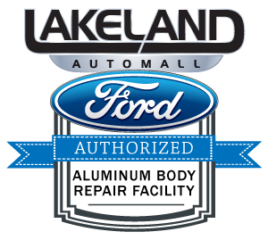 Lakeland Ford Authorized Aluminum Body Repair Facility