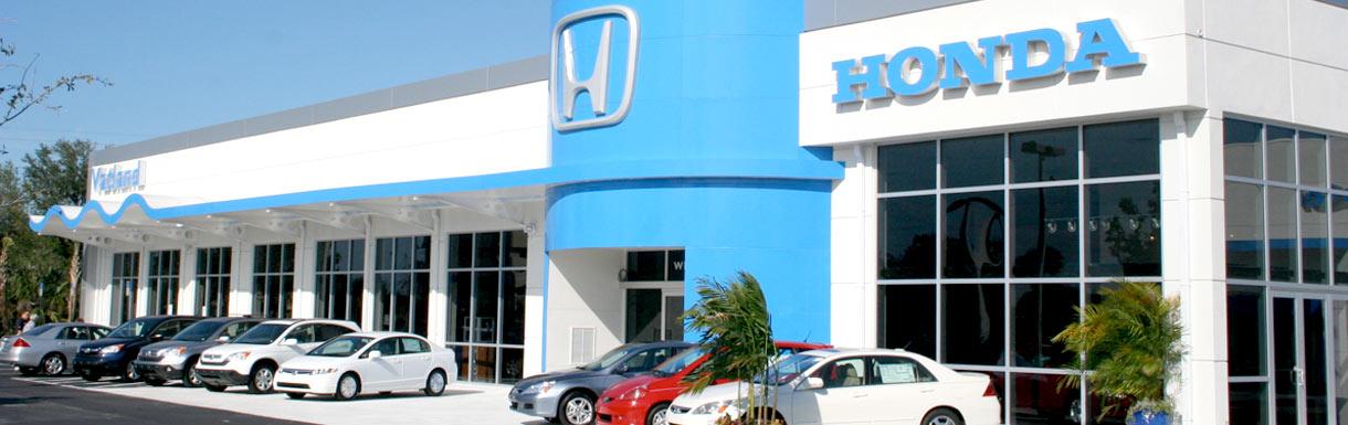 Vatland Honda Storefront