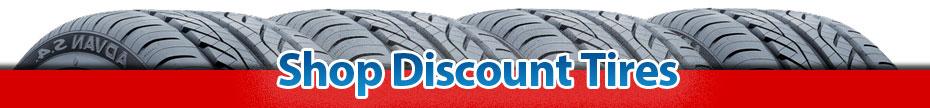Shop Discount Tire