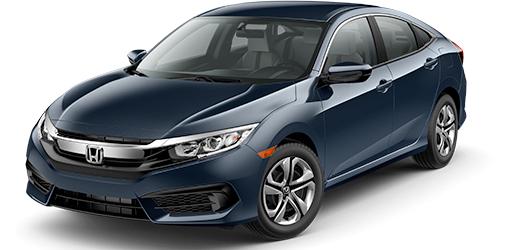 2016 honda civic sedan in dallas tx freeman honda for Honda dealer richardson tx