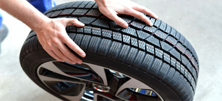 $10 OFF TIRE ROTATION & BALANCE