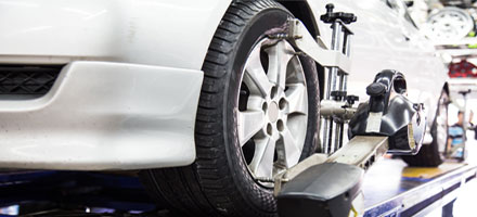 Front-Wheel Alignment