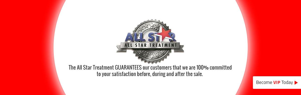 All Star Treatment